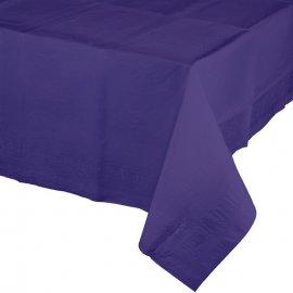Mantel De Papel Púrpura 274 X 137 cm