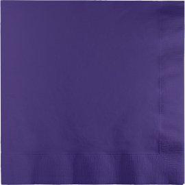 20 Servilletas 25 cm Púrpura