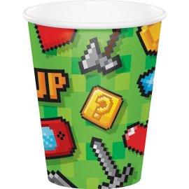 8 Vasos Gaming Party