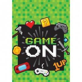 8 Bolsas Gaming Party