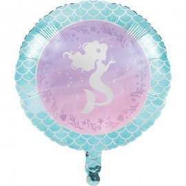Globo Foil Mermaid Shine