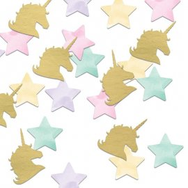 Confeti Unicorn Sparkle