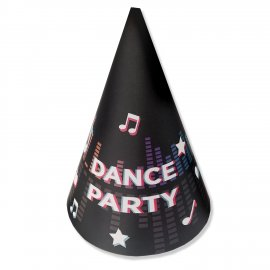 6 Gorros Dance Party